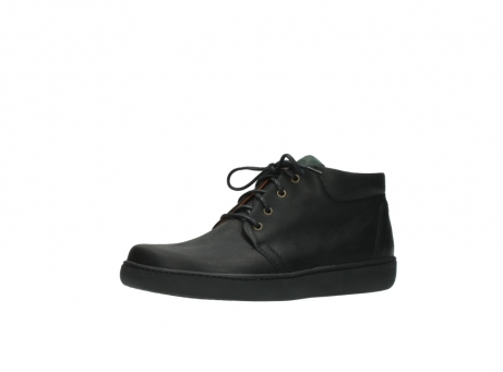 wolky boots 8100 kansas 500 schwarz leder_23