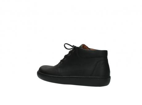 wolky boots 8100 kansas 500 schwarz leder_3