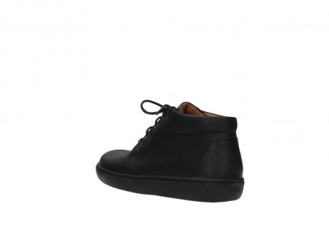 wolky boots 8100 kansas 500 schwarz leder_4