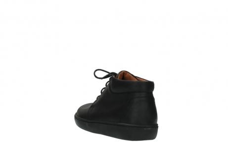 wolky boots 8100 kansas 500 schwarz leder_5