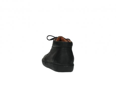 wolky boots 8100 kansas 500 schwarz leder_6