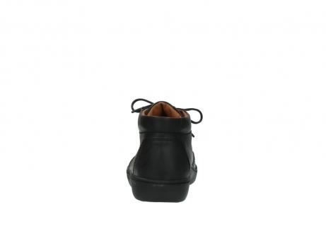 wolky boots 8100 kansas 500 schwarz leder_7