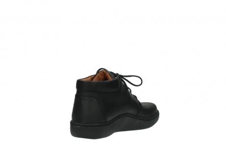 wolky boots 8100 kansas 500 schwarz leder_9