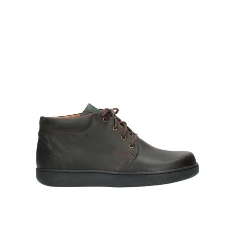wolky boots 8100 kansas 530 braun leder