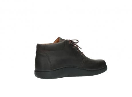 wolky boots 8100 kansas 530 braun leder_11