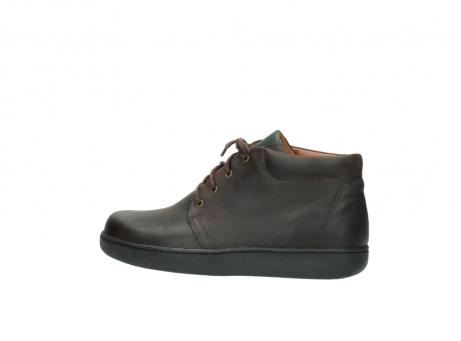 wolky boots 8100 kansas 530 braun leder_2