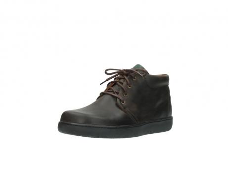 wolky boots 8100 kansas 530 braun leder_22