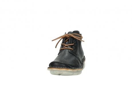 wolky boots 8386 iberia 307 schwarz sommer leder_20