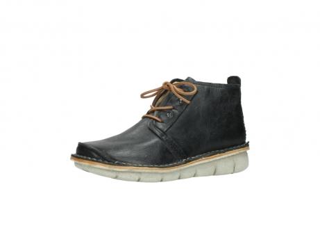 wolky boots 8386 iberia 307 schwarz sommer leder_23