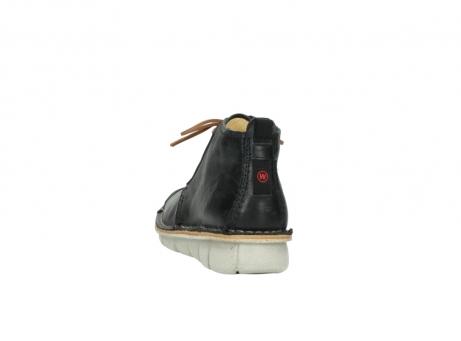 wolky boots 8386 iberia 307 schwarz sommer leder_6