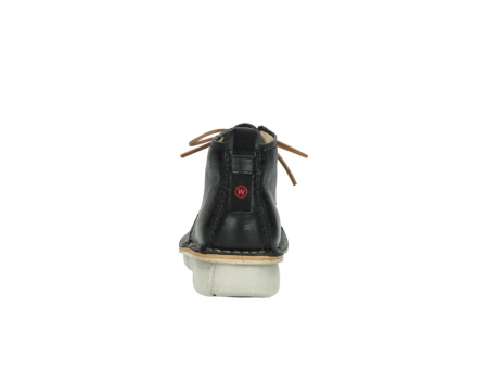 wolky boots 8386 iberia 307 schwarz sommer leder_7