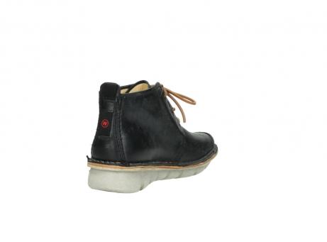 wolky boots 8386 iberia 307 schwarz sommer leder_9