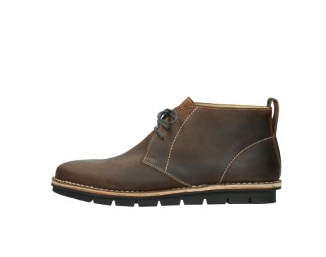 wolky boots 8555 negev 443 cognac veloursleder_1