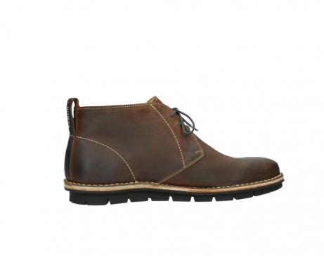 wolky boots 8555 negev 443 cognac veloursleder_12