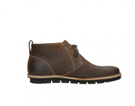 wolky boots 8555 negev 443 cognac veloursleder_13