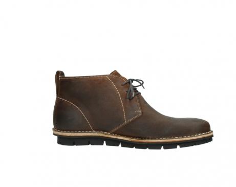 wolky boots 8555 negev 443 cognac veloursleder_14
