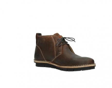 wolky boots 8555 negev 443 cognac veloursleder_16