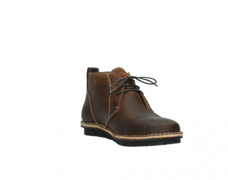 wolky boots 8555 negev 443 cognac veloursleder_17