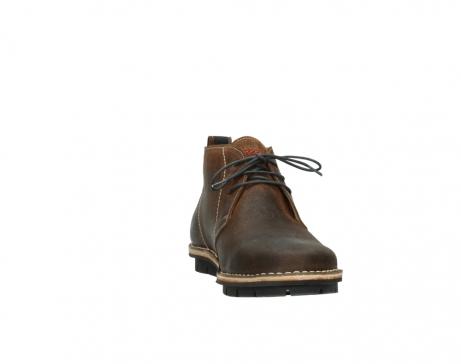 wolky boots 8555 negev 443 cognac veloursleder_18