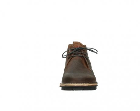 wolky boots 8555 negev 443 cognac veloursleder_19