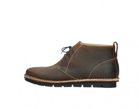 wolky boots 8555 negev 443 cognac veloursleder_2