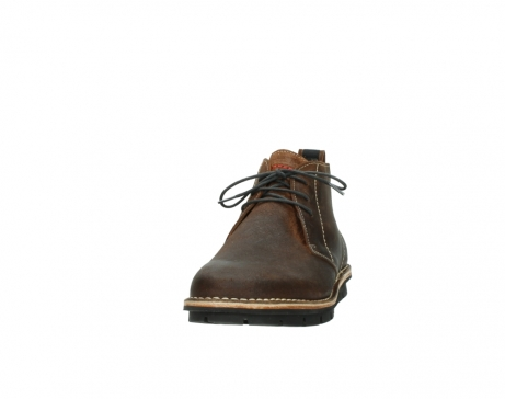 wolky boots 8555 negev 443 cognac veloursleder_20