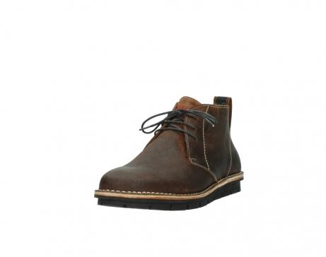 wolky boots 8555 negev 443 cognac veloursleder_21