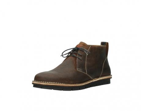 wolky boots 8555 negev 443 cognac veloursleder_22