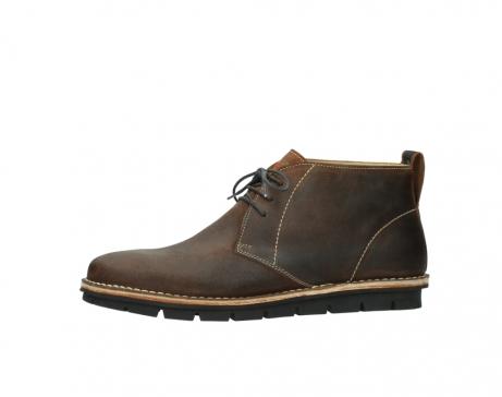 wolky boots 8555 negev 443 cognac veloursleder_24