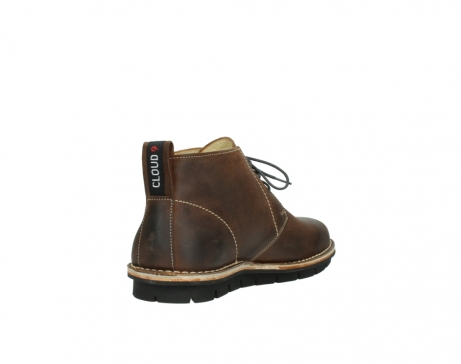 wolky boots 8555 negev 443 cognac veloursleder_9