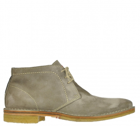 wolky boots 8560 gibson 415 taupe veloursleder