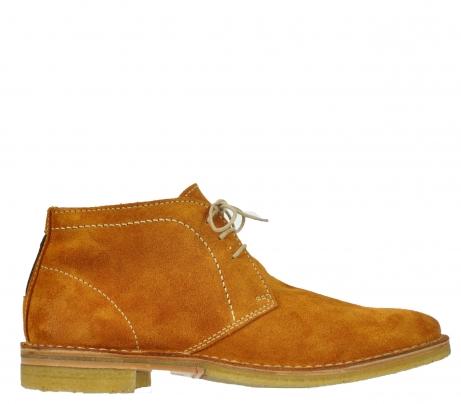 wolky boots 8560 gibson 491 corn gelb veloursleder