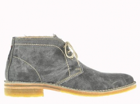 wolky boots 8560 gibson 921 anthrazit canvas