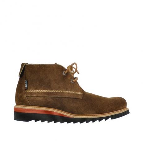 wolky boots 9313 meta 430 braun veloursleder
