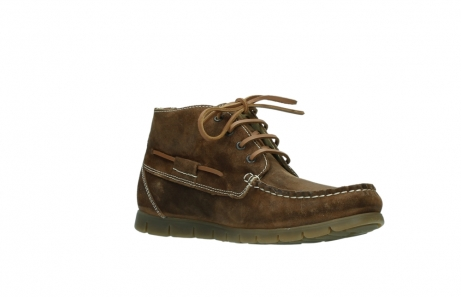 wolky boots 9325 extreme 443 cognac veloursleder_16