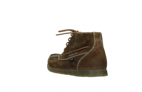 wolky boots 9325 extreme 443 cognac veloursleder_5