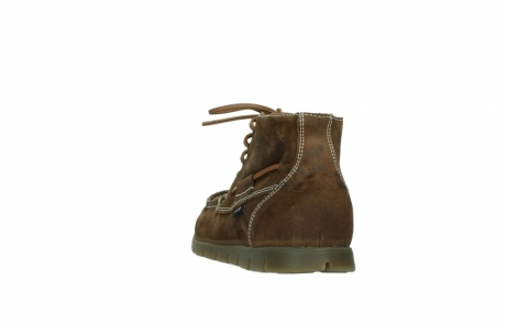 wolky boots 9325 extreme 443 cognac veloursleder_6