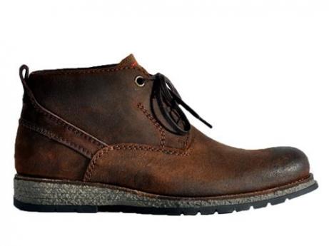 wolky boots 9350 granite 443 cognac veloursleder