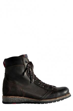 wolky boots 9352 rock 430 braun veloursleder