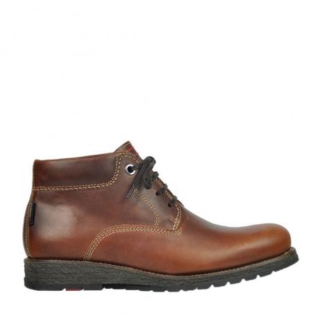 wolky boots 9353 norfolk 543 cognac leder