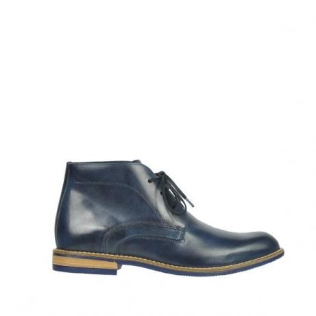 wolky boots 9381 chicago 380 blau leder