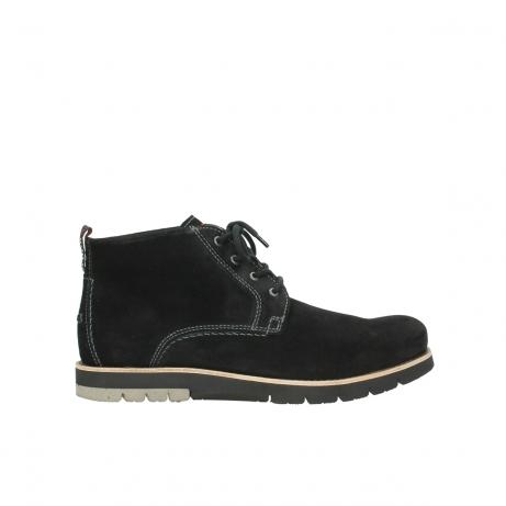 wolky boots 9393 brisbane winter 400 schwarz veloursleder