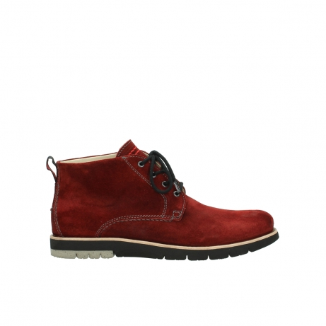 wolky veterboots 9393 brisbane winter 450 rood suede