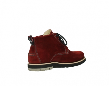 wolky veterboots 9393 brisbane winter 450 rood suede_10