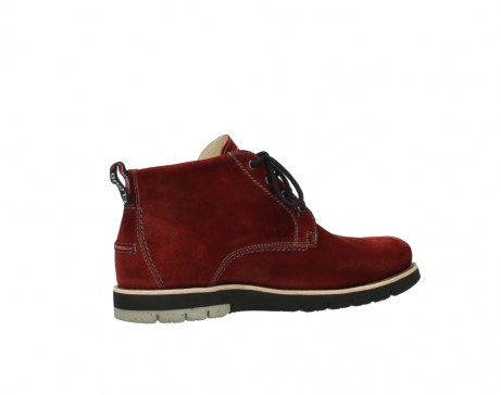 wolky veterboots 9393 brisbane winter 450 rood suede_11