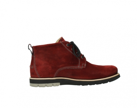 wolky veterboots 9393 brisbane winter 450 rood suede_12