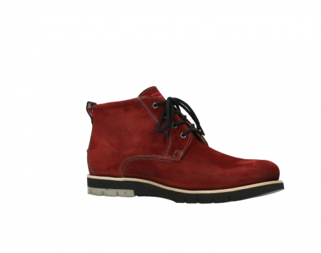 wolky veterboots 9393 brisbane winter 450 rood suede_15