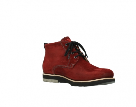 wolky veterboots 9393 brisbane winter 450 rood suede_16