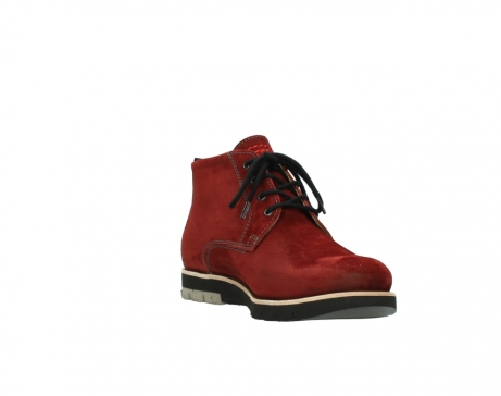 wolky veterboots 9393 brisbane winter 450 rood suede_17