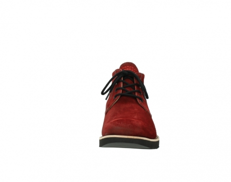 wolky veterboots 9393 brisbane winter 450 rood suede_19